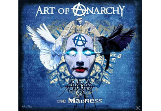 Art Of Anarchy - The Madness - (CD)