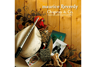 Maurice Reverdy - Chapeau & Co - (CD)