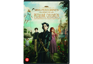 Miss  Peregrine's Home For Peculiar Children - (DVD)