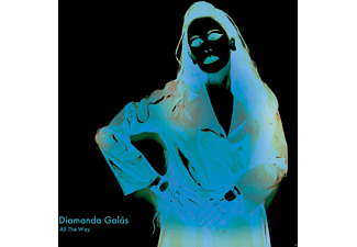 Diamanda Gals - All The Way - (CD)