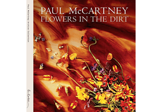 Paul McCartney - Flowers In The Dirt (Limited 3CD+DVD Deluxe Edt.) - (CD + DVD Video)