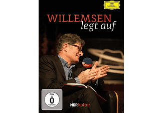 Roger Willemsen - Willemsen Legt Auf - (CD + DVD Video)