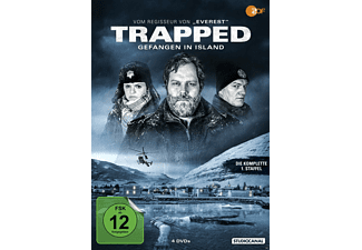 Trapped - Gefangen in Island / 1. Staffel - (DVD)