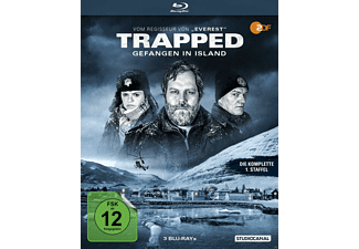 Trapped - Gefangen in Island / 1. Staffel - (Blu-ray)