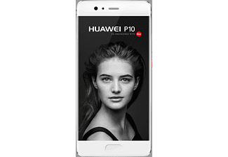 HUAWEI P10, Smartphone, 64 GB, 5.1 Zoll, Silber, LTE