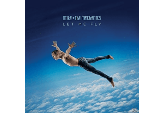 Mike & The Mechanics - Let Me Fly - (CD)