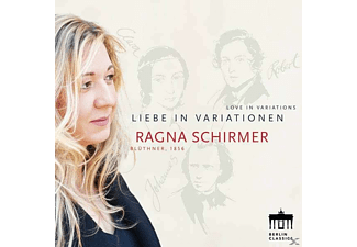 Ragna Schirmer - Liebe In Variationen-Sonderedition - (CD)
