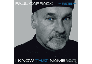 Paul Carrack - I Know That Name - (CD)