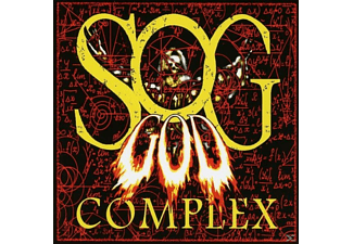 Sog - God Complex - (CD)
