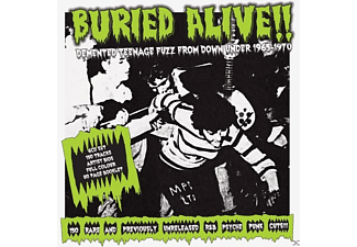 VARIOUS - Buried Alive! (6CD-Set) - (CD)