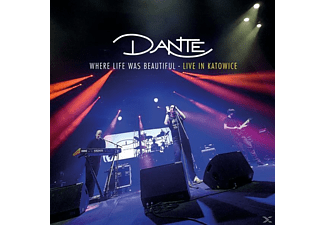Dante - Where Life Was Beautiful (Live In Katowice) - (CD + DVD Video)