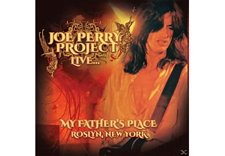 Joe Project Perry - Live...My Father's Place - (CD)