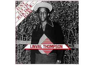 Linval Thompson - Don't Cut Off Your Dreadlocks - (CD)