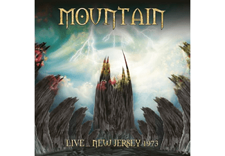 Mountain - Live...New Jersey 1973 (180 Gr.LP) - (Vinyl)