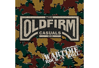 The Old Firm Casuals - WARTIME ROCK N ROLL - (CD)