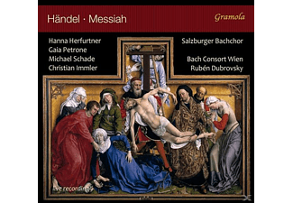 VARIOUS - MESSIAS - (CD)
