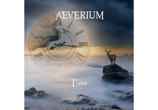 Aeverium - TIME (DELUXE EDITION) - (CD)
