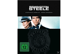 REMINGTON STEELE-KOMPLETTE SERIE (LIM.COLL.EDIT.) - (DVD)