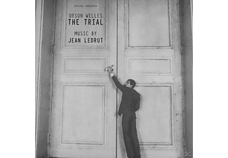 Jean Ledrut - The Trial - (Vinyl)