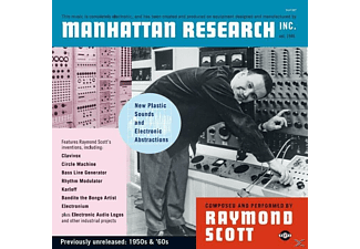 Raymond Scott - MANHATTAN RESEARCH INC - (LP + Download)
