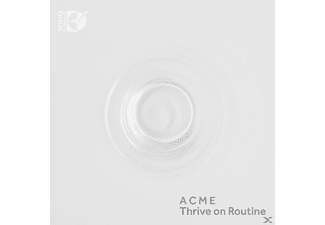 American Contemporary Music Ensemble (acme) - THRIVE ON ROUTINE - (CD)