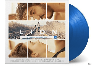 OST/VARIOUS - Lion (LTD Blue Vinyl) - (Vinyl)