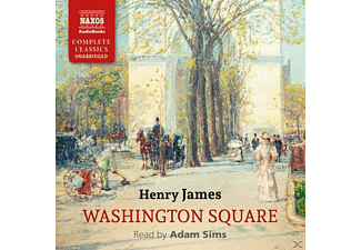 Washington Square - 6 CD - Hörbuch