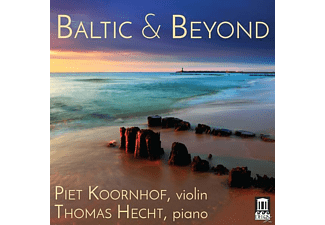 Koornhof,Piet/Hecht,Thomas - BALTIC & BEYOND - (CD)