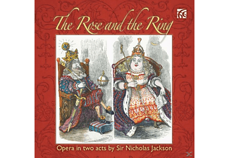 Sir Nicholas/concertante Of London Jackson - THE ROSE AND THE RING - (CD)