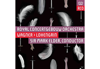 Sir Mark/rco Elder - LOHENGRIN - (SACD Hybrid)