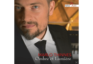 Marlo Thinnes - OMBRE ET LUMIERE - (CD)