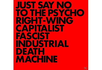 Gnod - JUST SAY NO TO THE PSYCHO RIGHT-WING (...) - (CD)