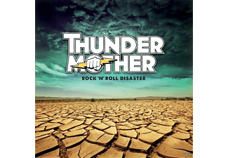 Thundermother - ROCK N ROLL DISASTER (YELLOW) - (Vinyl)