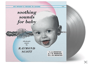 Raymond Scott - SOOTHING SOUNDS FOR BABY,1-3 (SILVER VINYL) - (LP + Download)