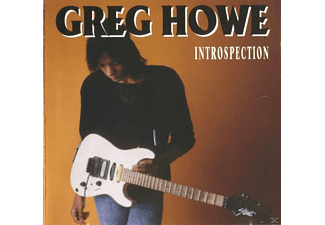 Greg Howe - Introspection - (CD)