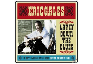 Eric Gales - Layin Down the Blues - (CD)