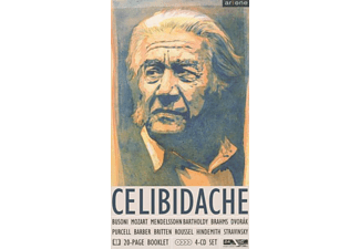 Div Interpreten - Sergiu Celibidache (Various) - (CD)