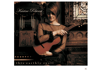 Karine Polwart - This Earthly Spell - (CD)