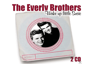The Everly Brothers - Wake Up Little Susie - (CD)