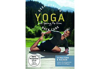Deep Heeling Yoga - Back Care - (DVD)
