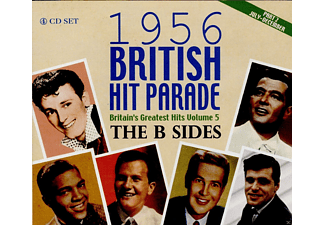 VARIOUS - The 1956 British Hit Parade The B Sides Part 2 - (CD)