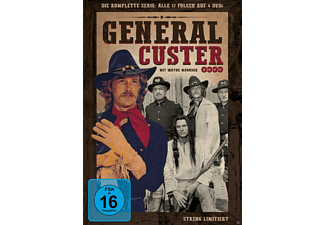 General Custer - Die komplette Serie - (DVD)