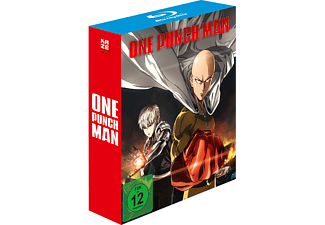 001 - One Punch Man + Sammelschuber - (Blu-ray)