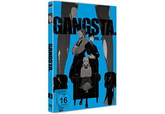 Gangsta - Vol. 4.4 (10-12) [DVD]