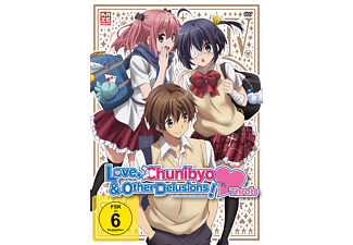 Love, Chunibyo & Other Delusions! - Heart Throb [DVD]