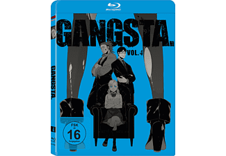 Gangsta - Vol. 4.4 (10-12) [Blu-ray]