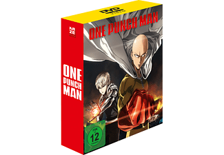 001 One Punch Man + Sammelschuber - (DVD)