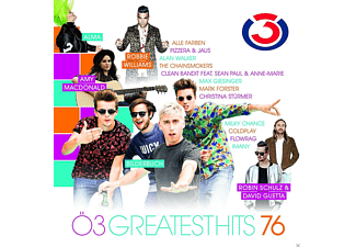 VARIOUS - Oe3 Greatest Hits 76 - (CD)