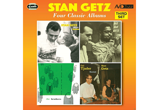 Stan Getz - Four Classic Albums - (CD)