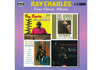 Ray Charles - Four Classic Albums - (CD)